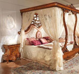 Итальянская спальня NAPOLEONE фабрики ANTONELLI MORAVIO & C