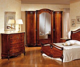 Итальянская спальня ISABELLA фабрики ANTONELLI MORAVIO & C