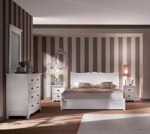 Итальянская спальня NIGHT ZONE фабрики SANGIORGIO часть II