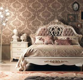 Итальянская спальня Gran Guardia Laccato Bianco фабрики FRANCESCO PASI