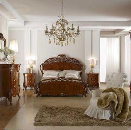 Итальянская спальня Palladio фабрики Bacci Stile