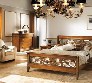 Итальянские спальни Bassano фабрики BAMAR