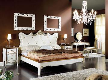 Итальянские спальни Aida фабрики BAMAR