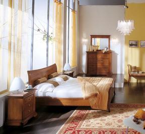 Итальянская спальня Tiffany фабрики BAMAR
