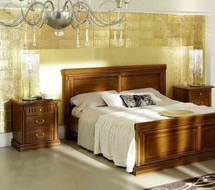 Итальянские спальни Angelica фабрики Mario Villanova & C. S.r.l