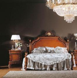 Итальянская спальня Michelangelo фабрики Cantaluppi Srl