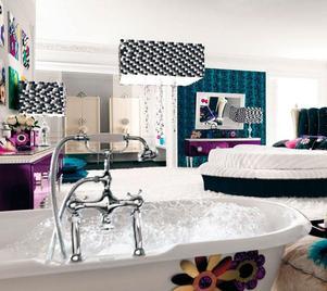 Итальянские спальни Cat Pop фабрики Alta Moda