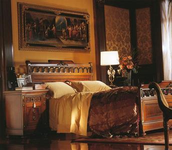 Итальянская спальня Ducale фабрики Cantaluppi Srl