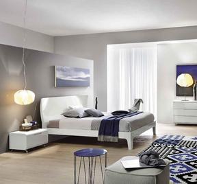 Итальянские спальни Moderno фабрики Dalcin