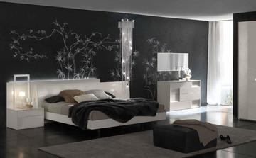 Итальянская спальня Nightfly White фабрики Armobil