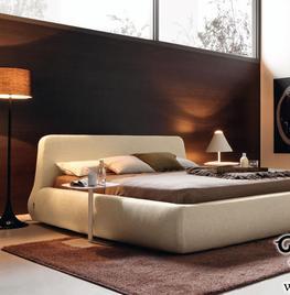 Итальянские кровати GIORNALONE 2011 фабрики BOLZAN
