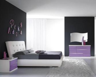 Итальянская спальня Elite фабрики Mobil Piu