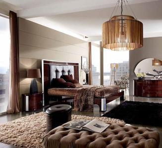Итальянская спальня Mon Amour Palissandro фабрики Domus