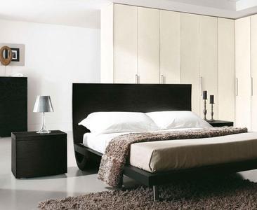 Итальянская спальня Plana фабрики Domus