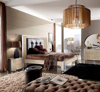 Итальянская спальня Mon Amour Acero фабрики Domus