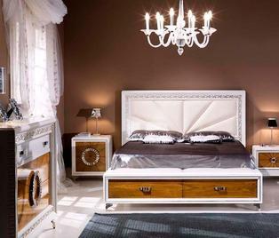 Итальянская спальня Marostica фабрики BAMAR