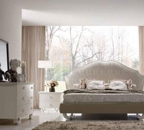 Итальянские спальни Notte di Note фабрики Ferretti & Ferretti