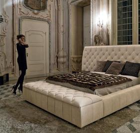 Итальянские спальни Loveluxe 2013 фабрики Longhi