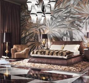 Итальянские спальни Master Collection фабрики Smania