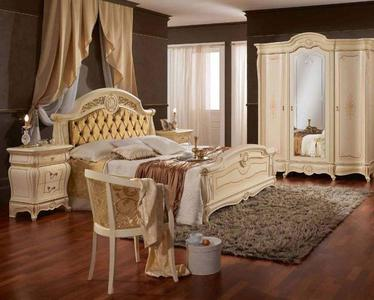 Итальянская спальня Ducale Beige фабрики Mobil Piu