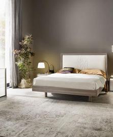 Итальянская двуспальная кровать Fusion фабрики Serenissima