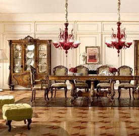 Итальянская гостиная Le Rose фабрики Grilli