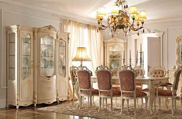 Итальянская гостиная Barocco фабрики AGM