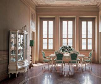 Итальянская гостиная Sanremo Bianco фабрики Bakokko