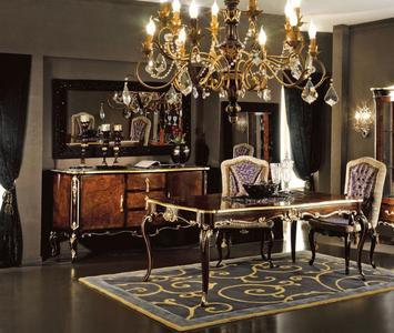 Итальянская гостиная Glamour фабрики Antico Borgo