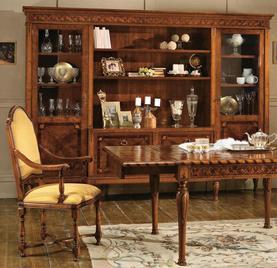 Итальянская гостиная Neoclassico фабрики Antico Borgo