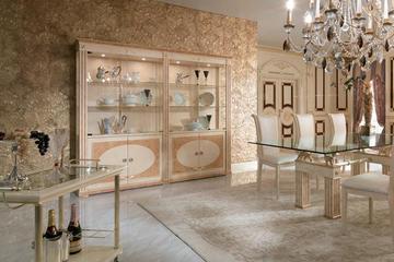 Итальянские гостиные Exedra фабрики Turri