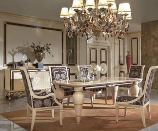 Итальянские гостиные Classic фабрики TURRI
