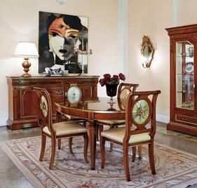 Итальянская гостиная Regina фабрики FRANCESCO PASI