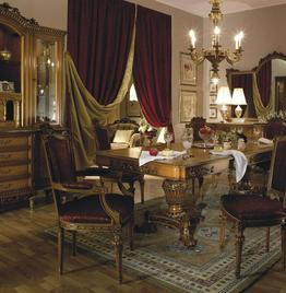 Итальянские гостиные Prestige фабрики Asnaghi Interiors