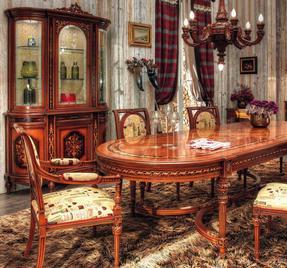 Итальянские гостиные Alpi фабрики Asnaghi Interiors