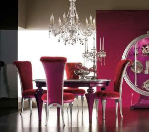 Итальянская гостиная Tiffany фабрики Alta Moda