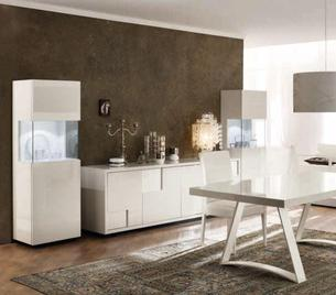 Итальянская гостиная Nightfly White фабрики Armobil