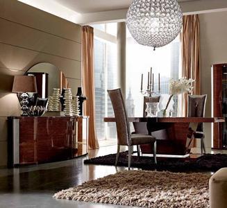 Итальянская гостиная Mon Amour Palissandro фабрики Domus