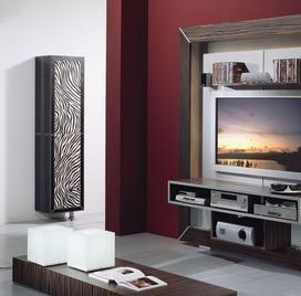 Итальянская мебель для ТВ из коллекции MODERN фабрики VISMARA DESIGN