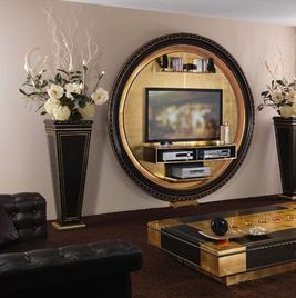 Итальянская мебель для ТВ из коллекции CLASSIC фабрики VISMARA DESIGN