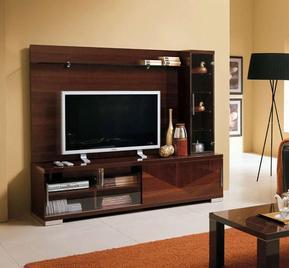 Итальянская мебель для ТВ CAPRI фабрики A.L.F. Group
