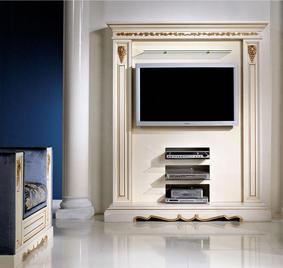 Итальянская мебель для ТВ фабрики BAKOKKO