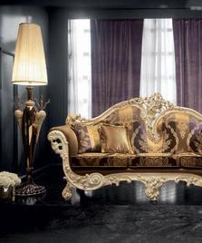 Итальянская мягкая мебель Sultan фабрики Arredo e Sofa