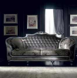 Итальянская мягкая мебель Alexander фабрики Arredo e Sofa