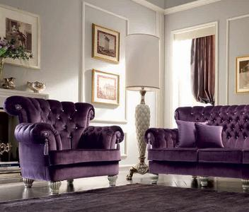 Итальянская мягкая мебель Marina фабрики Arredo e Sofa