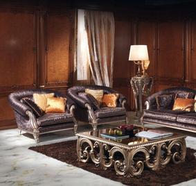 Итальянская мягкая мебель фабрики CABIATE PRODUCE