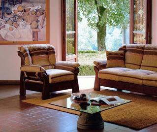 Итальянская мягкая мебель NEW JERSEY фабрики  LES COUSINS S.r.l.
