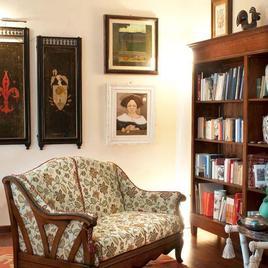 Итальянский диван PORTO RICO фабрики LES COUSINS S.r.l.