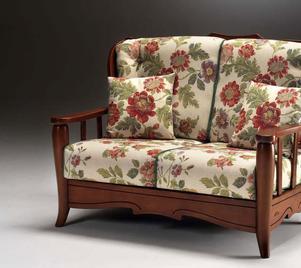 Итальянский диван ST. MARY фабрики LES COUSINS S.r.l.