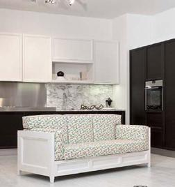 Итальянский диван FIJI фабрики LES COUSINS S.r.l.